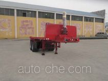 Tongya CTY9350ZZXP flatbed dump trailer