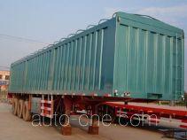 Tongya CTY9390RDXXY soft top box van trailer
