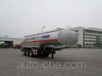 Tongya CTY9400GFW corrosive materials transport tank trailer