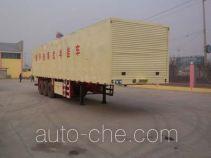 Tongya CTY9400XXYK полуприцеп фургон с подъемными бортами (фургон-бабочка)