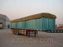 Tongya CTY9400XXYP полуприцеп фургон с тентованным верхом