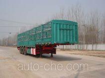 Zuguotongyi CTY9401CLXF stake trailer