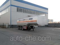 Tongya CTY9401GSY edible oil transport tank trailer