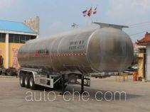 Tongya CTY9401GYSL42 aluminium liquid food tank trailer