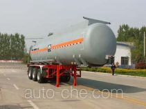 Tongya CTY9402GFW corrosive materials transport tank trailer