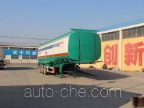 Tongya CTY9402GYYZ oil tank trailer
