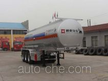 Tongya CTY9403GFW corrosive materials transport tank trailer