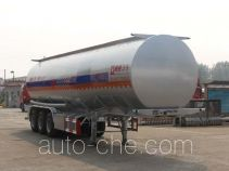 Tongya CTY9403GRYGW flammable liquid tank trailer
