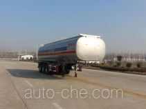 Tongya CTY9404GRY flammable liquid tank trailer