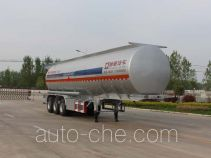 Tongya CTY9404GRYLJ flammable liquid aluminum tank trailer