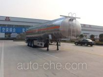 Tongya CTY9404GYYAL aluminium oil tank trailer