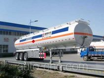 Tongya CTY9406GYY aluminium oil tank trailer