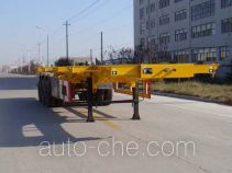 Zuguotongyi CTY9400TJZGF container transport trailer