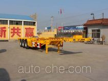 Tongya CTY9407TJZG container transport trailer