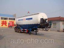 Tongya CTY9408GFLA medium density bulk powder transport trailer