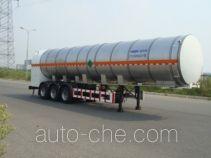 Chate CTZ9406GDY cryogenic liquid tank semi-trailer