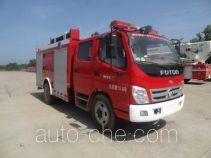 Feiyan (Jiyang) CX5110GXFPM40 foam fire engine