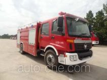 Feiyan (Jiyang) CX5150GXFPM50 foam fire engine