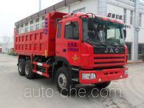 JAC Yangtian CXQ3250HFC dump truck