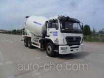 JAC Yangtian CXQ5250GJBNXG concrete mixer truck
