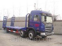 JAC Yangtian CXQ5250TPBHFC flatbed truck