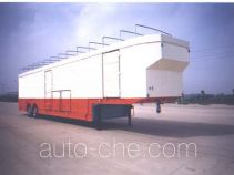 JAC Yangtian CXQ9161TCL vehicle transport trailer