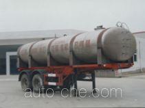 JAC Yangtian CXQ9241GJYL fuel tank trailer