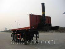 JAC Yangtian CXQ9350ZZXP flatbed dump trailer