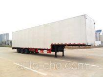 JAC Yangtian wing van trailer
