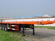 江淮扬天牌CXQ9381TJZP型集装箱半挂牵引车