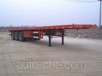 江淮扬天牌CXQ9382TJZP型集装箱半挂牵引车