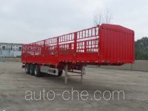 JAC Yangtian CXQ9400CCY aluminium stake trailer