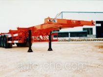江淮扬天牌CXQ9400TJZG型集装箱半挂牵引车