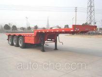 JAC Yangtian CXQ9400TPB flatbed trailer