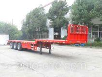 JAC Yangtian CXQ9401TPB flatbed trailer