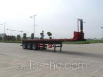 JAC Yangtian CXQ9401ZZXP flatbed dump trailer