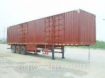 江淮扬天牌CXQ9402XXY型厢式运输半挂车