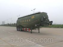 JAC Yangtian CXQ9403GFLB low-density bulk powder transport trailer