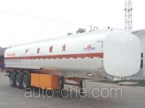 JAC Yangtian CXQ9405GHYA chemical liquid tank trailer