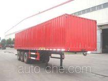 JAC Yangtian CXQ9406XXY box body van trailer
