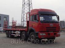 兴达牌CXS5310TPB型平板运输车