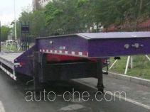 旭隆牌CXS9400TDP型低平板半挂车