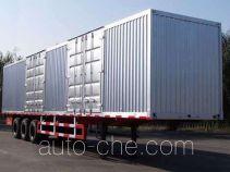 旭隆牌CXS9406XXY型厢式运输半挂车