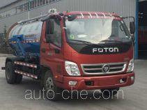 Yongkang CXY5080GXW sewage suction truck