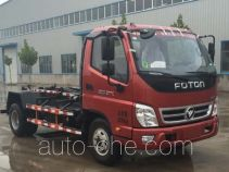 Yongkang CXY5081ZXXG6 detachable body garbage truck