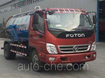 Yongkang CXY5081GXW sewage suction truck