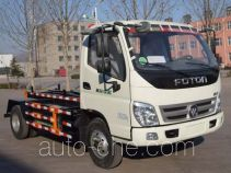 Yongkang CXY5081ZXXG5 detachable body garbage truck