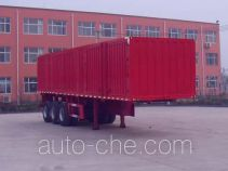 Yongkang CXY9398XXY box body van trailer