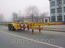 Yongkang CXY9350TJZG container transport trailer