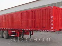 Yongkang CXY9380XXY box body van trailer